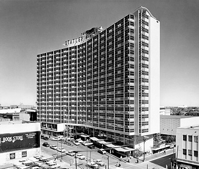 Shells Of Our City Statler Hotel Nbc 5 Dallas Fort Worth