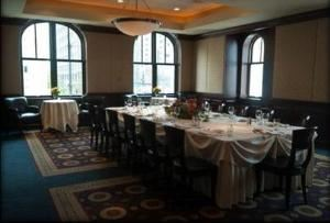 The West Room, The Chicago Firehouse Restaurant, Chicago