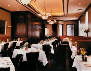 The East & West Rooms, The Chicago Firehouse Restaurant, Chicago