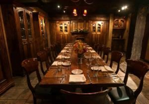 The Wine Cellar Room, The Chicago Firehouse Restaurant, Chicago