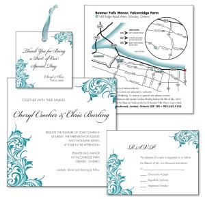 Invitation Special, Planned 2 Perfection - Graphics and Print, Mississauga