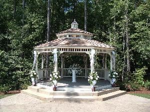 Wedding Gazebo, River Center At Saluda Shoals Park, Columbia