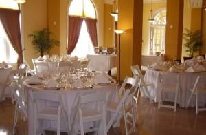 Monday - Thursday Full Day Venue Rental, The Lakeland Room at Lake Mirror Tower, Lakeland