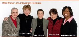 YWCA Columbus, Columbus — 2007 Women of Achievement Honorees