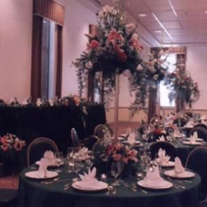 The Huntington Hall Ballroom, YWCA Columbus, Columbus