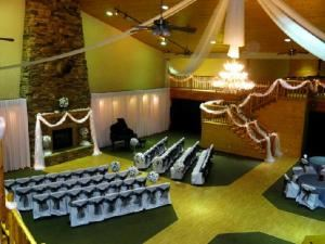 Saturday Wedding Package, The Lodge At Lake Bowen Commons, Inman