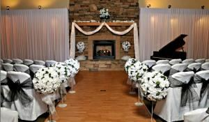 Friday Or Sunday Wedding Package, The Lodge At Lake Bowen Commons, Inman