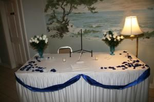 Pewter Reception Package, The Palmetto Club/GEI Catering, Daytona Beach