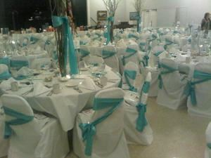 Bronze Reception Package, The Palmetto Club/GEI Catering, Daytona Beach