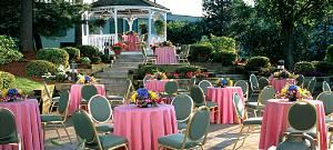 Gazebo, Doubletree Hotel Boston/Bedford Glen, Bedford