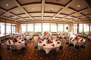 Tiger Point Banquet Room, Tiger Point Golf Club, Gulf Breeze