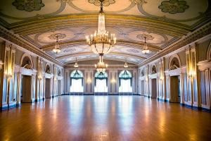 The Ballroom, Greysolon Ballroom by Black Woods, Duluth