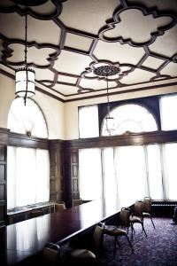 The Fireside Room, Greysolon Ballroom by Black Woods, Duluth