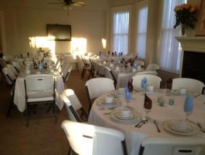 Friday, Saturday & Sunday Venue Rental, Teegarden House Event Center, Yuba City