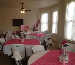 Monday - Thursday Venue Rental, Teegarden House Event Center, Yuba City