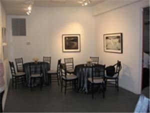 Monday-Wednesday  4-Hour Rental, Hillyer Art Space, Washington — Smaller front gallery