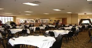 Fruechte Room, Four Seasons Community Center, Caledonia