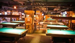 Corner Lounge, Buffalo Billiards, Washington