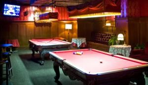 Victorian Room, Buffalo Billiards, Washington