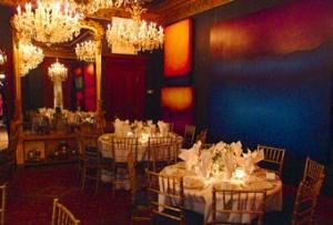 Live Heaven Wedding Package, The Mansion on O Street, Washington