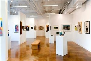 Evening Venue Rental (Friday, Saturday, Sunday), Touchstone Gallery, Washington