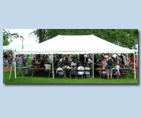 B & B Tent and Party Rentals, Howell