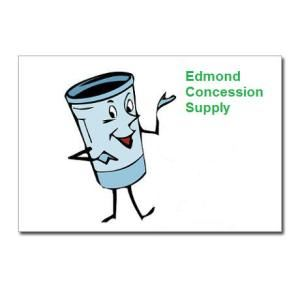 Edmond Concession Supply, Edmond
