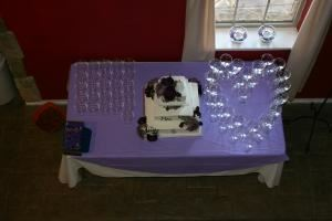 Platinum Package, Castle Event Center, Lubbock