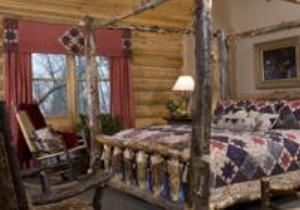 One Bedroom Deluxe Cabins  1-2, Dancing Bear Lodge, Townsend