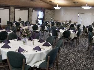 Friday Rental, Stonewood Banquet Center, Cincinnati