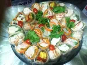 Executive Buffet, Eddy Catering LLC, New York