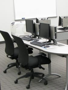 Classroom Rental starting at $400, The Center for Automotive Education & Training, Whitestone — Computer Lab available to rent