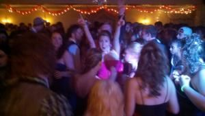 4-Hour Wedding DJ Package, Solid Gold Productions, Nashua — Lovin' the music!