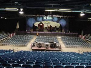 Theatre Rental, Cumberland County Coliseum Complex, Fayetteville