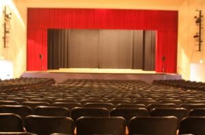 Crown Theatre, Cumberland County Coliseum Complex, Fayetteville