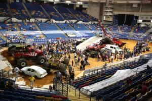 Crown Center, Cumberland County Coliseum Complex, Fayetteville