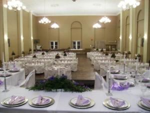 Grand Ballroom, Lithuanian Music Hall, Philadelphia — Our Grand Ballroom seats up to 300 guests.