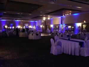 Large UP Lighting Package, AST Pro Events, Lakeland