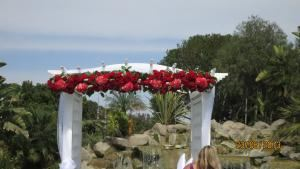 Custom Design Wedding Floral, Lavender Memory Flowers, Fountain Valley