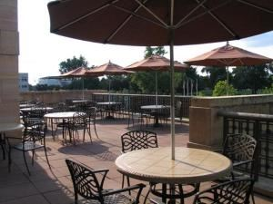 Museum Cafe Rental (rental fees start at $300 with $500 catering minimum), Eiteljorg Museum, Indianapolis