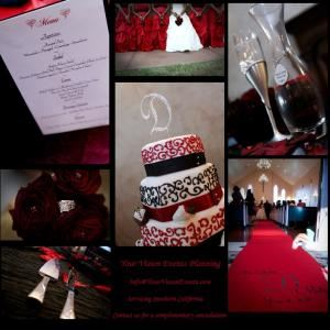 Your Vision Events Planning & Coordinating, San Bernardino — Michael & Shaquetta Dale married June 11, 2011 in a small suburb of Dallas, Texas. Shaquetta was one of the most driven brides we've ever worked with. She knew exactly what she wanted and how she wanted it to look, but was having a hard time putting it all together and within her budget. That's where Your Vision Events came in... 
