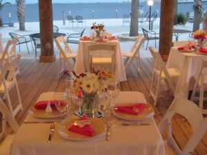 Basic Paradise Pavilion Rental, Emerald Beach Weddings & Events, Navarre
