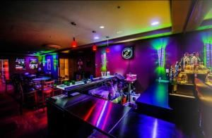 Level VIP Lounge, Fillmore Miami Beach at the Jackie Gleason Theater, Miami Beach — The Red Star Lounge is perfect for intimate meeting and pre concert parties from 10 - 100 guests.