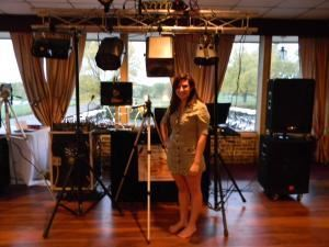 Sweet 16, Bat-Mitzvah or Quinceanera Sensation party!, Tracer Celebration Entertainment, Jackson — Meet dj Chelsea!