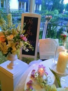 Divine Floral Couture Package, Divine Floral by Gina, Simi Valley