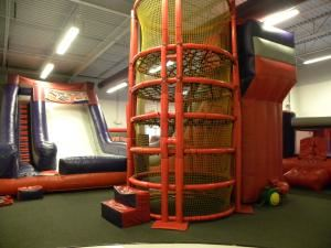 Entire Facility, BounceU of North Branford, North Branford