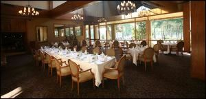 Formal Dining Room, Hollytree Country Club, Tyler