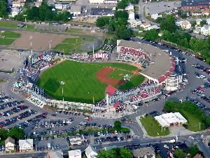 McCoy Stadium - Pawtucket Red Sox, Pawtucket