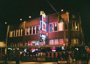 Rhythm and Blues, B.B. King's Blues Club And Restaurant - Memphis, Memphis