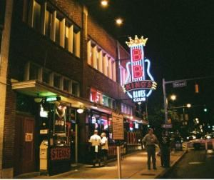 King's Buffet, B.B. King's Blues Club And Restaurant - Memphis, Memphis